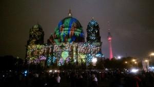Festival of Lights 2015 - Dom und Fernsehturm