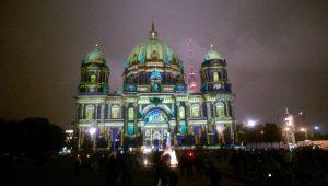 Festival of Lights 2015 - Dom mit Fernsehturm