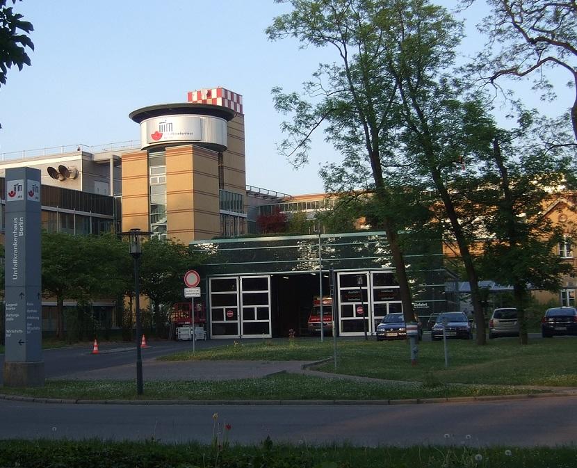 Unfallkrankenhaus Marzahn